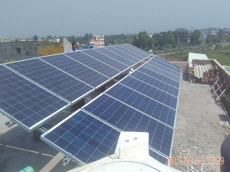 We are No.1 Solar Rooftop Company in Faridabad